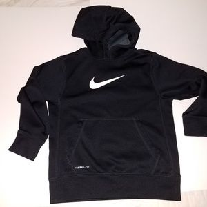 Boys Nike Thermal Fit hoodie pull over